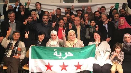 ملتقى العروبيين السوريين الأول في مدينة كولن ألمانيا 2017
