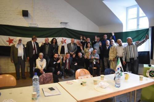 ملتقى العروبيين السوريين الثاني في مدينة كولن  ألمانيا 2018
